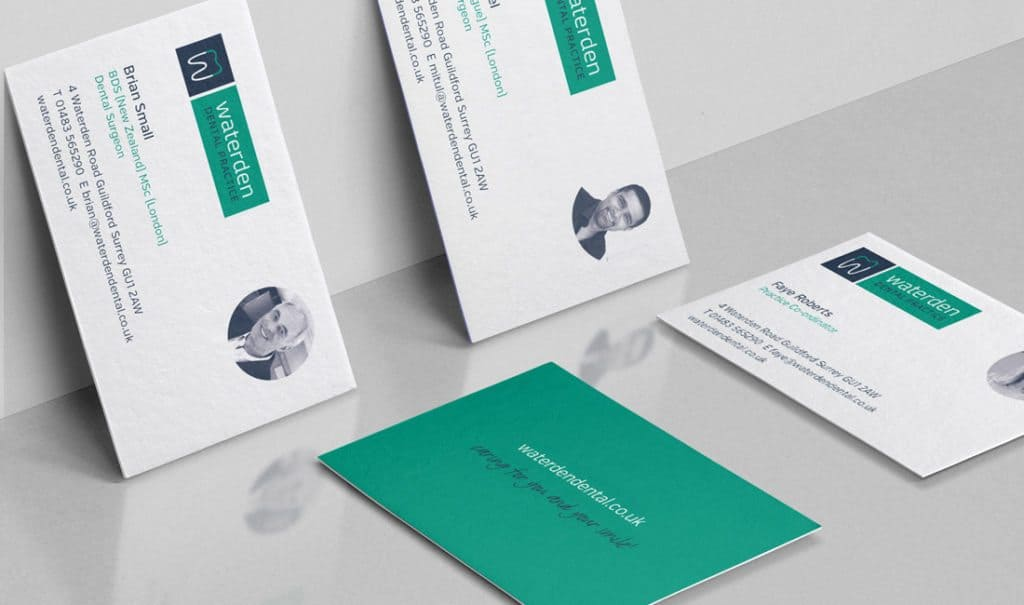Waterden dental practice brand refresh kingsley create waterden dental practice waterden dental practice reheart Choice Image