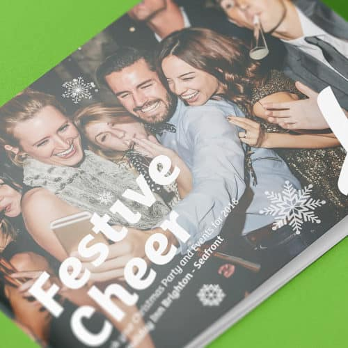 Kingsley Create Holiday Inn Christmas Brochure 2018